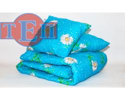 Одеяло ТЕП «КОЛОРИТ» синтепон разные цвета