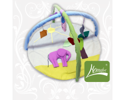 Коврик игровой Слон