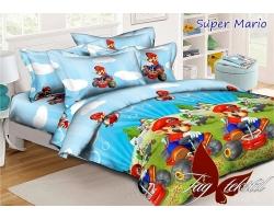 Постельное белье Super Mario ранфорс