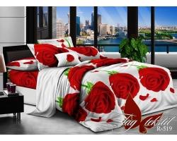 Постельное белье Розы R519 ранфорс