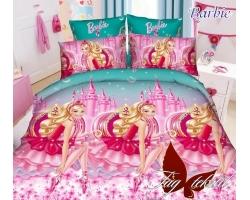 Постельное белье Barbie ранфорс