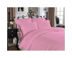 Ткань Однотонная Розовая бязь