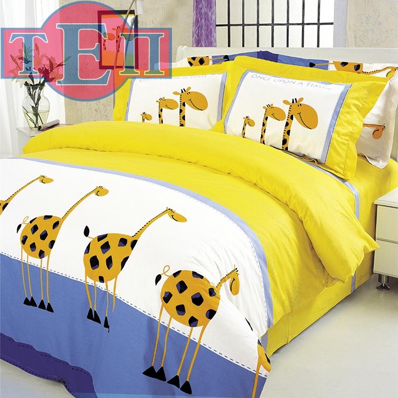 Постельное белье ТЕП Жирафы